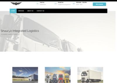 Shaurya Logistics