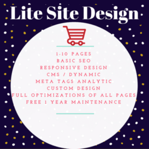 Lite Site Design